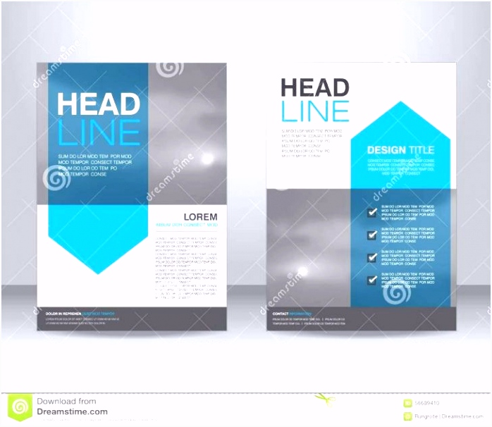Free Leaflet Design Templates Awesome Design Flyer Design Vorlagen