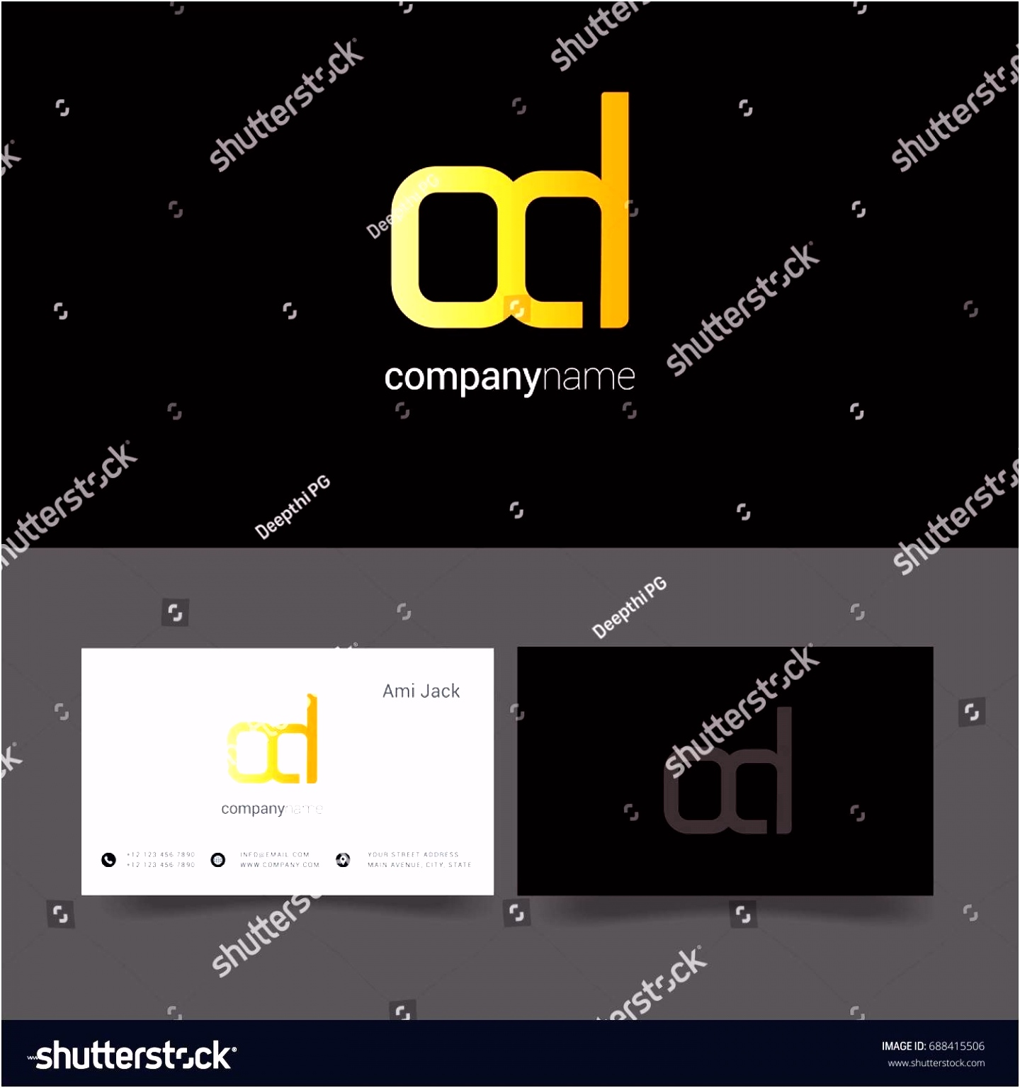 Awesome Gallery Free Business Card Template In 2019 Business Cards
