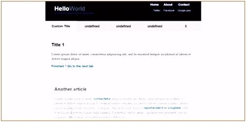8 Responsive HTML Css Vorlagen Vorlagen123 Vorlagen123