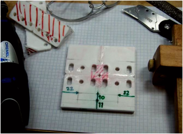 Eine kostengünstige 3D Drucker mit einfachen Werkzeugen