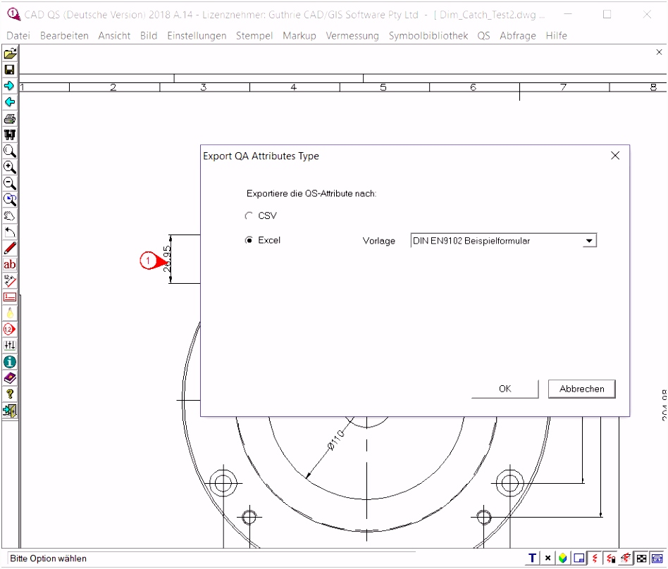 EN 9102 Erstmusterprüfbericht PDF EXCEL Vorlage First Article