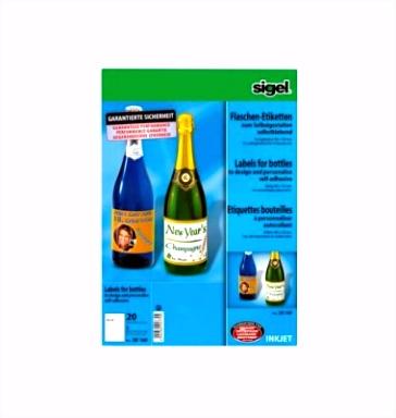 Kündigung Rentenversicherung Vorlage Bild – Flaschen Etiketten