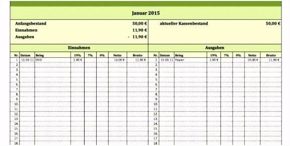 Eur Excel Vorlage 15 Excel Vorlagen Kassenbuch S9yn84bke5 Avylhubdv6
