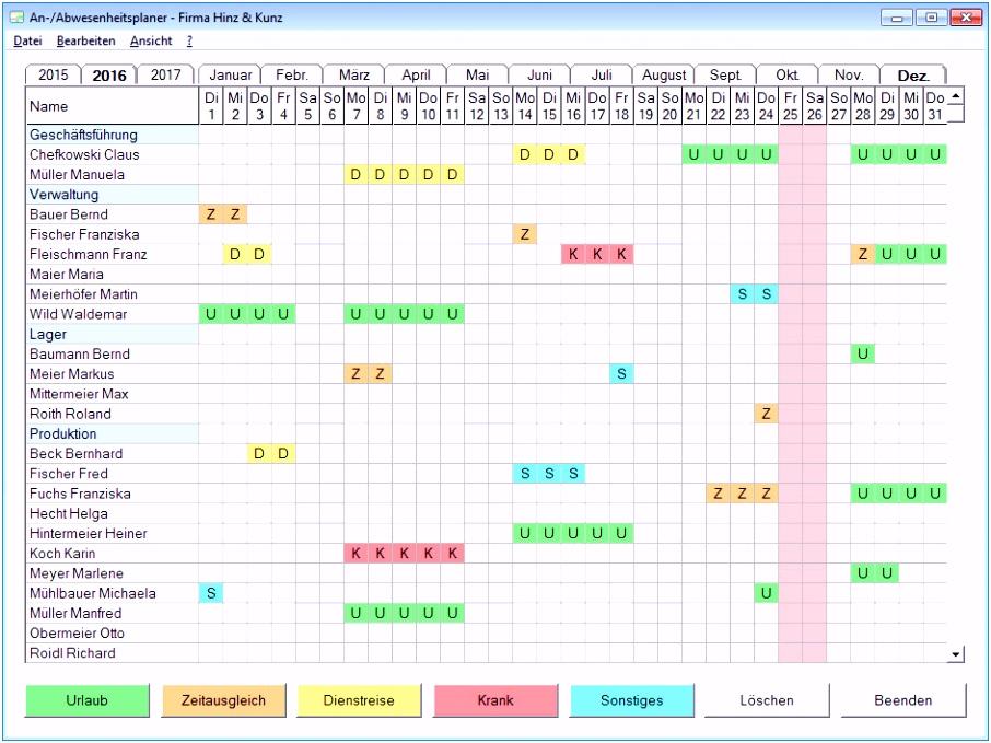 Excel Vorlage Lagerbestand Kostenlos Das Beste Von 11 Urlaubsplaner