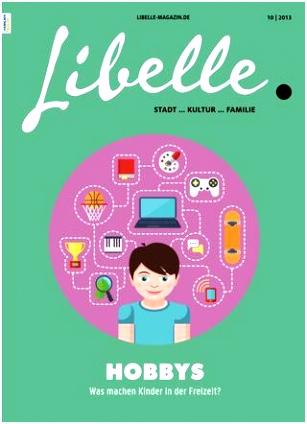 Libelle Oktober 2013 by Libelle