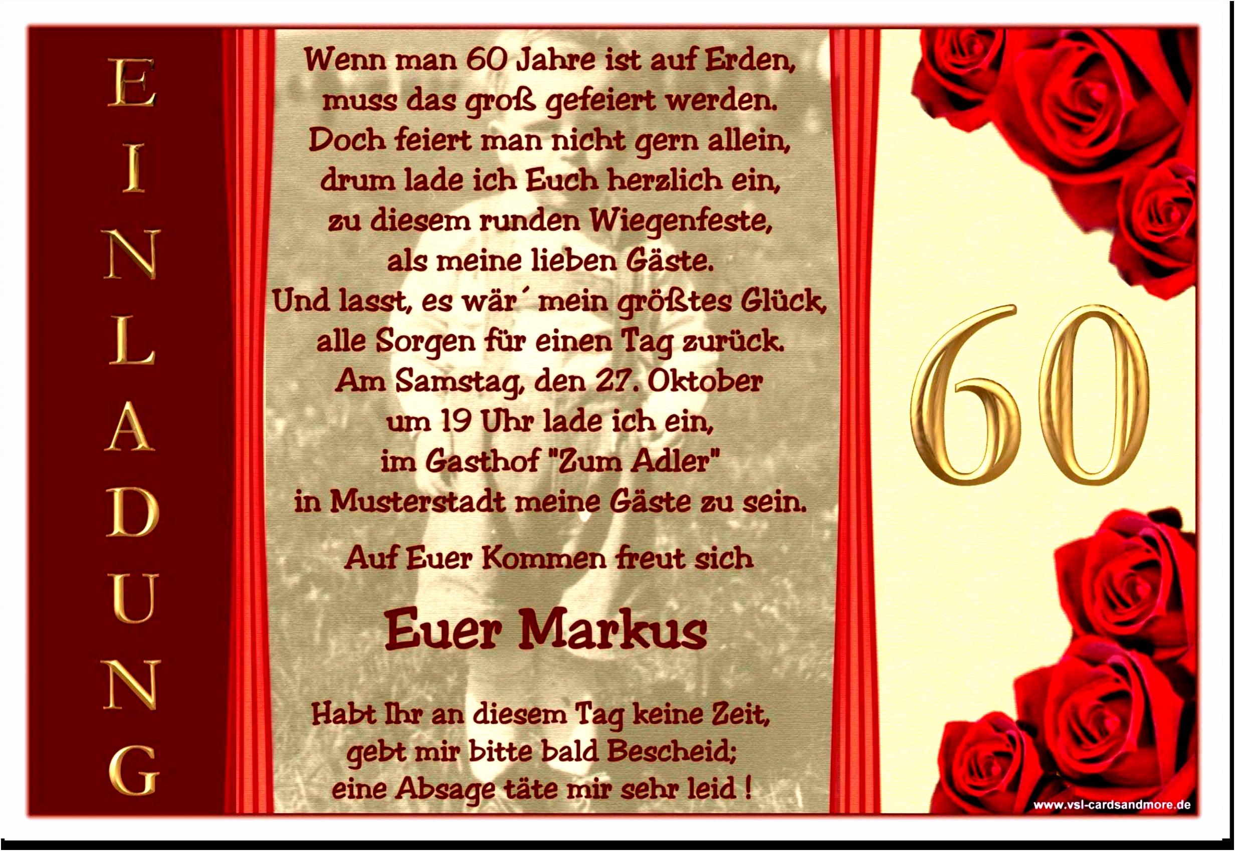 6 Geburtstagseinladung 50er Vorlage Zlvvfg