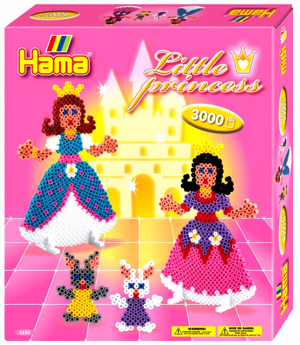 Hama Bügelperlen Geschenkpackung Kleine Prinzessinnen