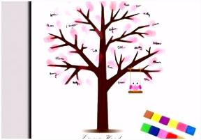 Hochzeit Baum Fingerabdruck Spruch Baum Hochzeit 33 Sinnreich
