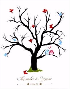 Hochzeitsbaum Vorlage Fingerabdruck Baum Hochzeit Vorlage Schön Baum Zur Hochzeit Von M4wr03wcb6 C6md6husd6