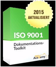 ISO 9001 2015 Risikomanagement Toolkit