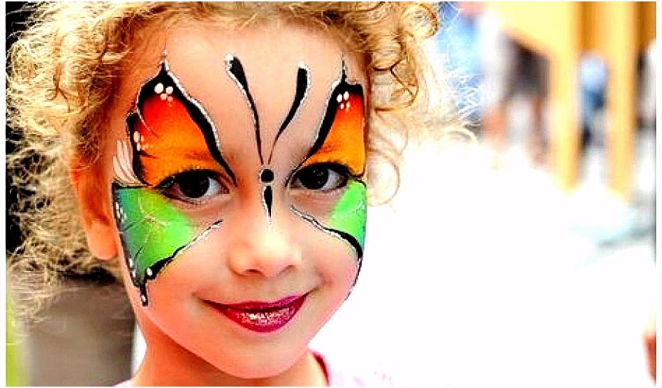 Kinder Schminken Vorlagen Kinderschminken Vorlagen Zum Ausdrucken