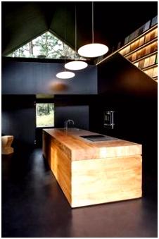 Die 78 besten Bilder von Dunkle Küchen Schick durch Schwarz & Grau