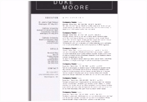 Resume Template Word 2010 New Cancellation Policy Template Download