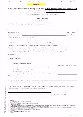 5 Lieferantenerklarung Vorlage SampleTemplatex1234