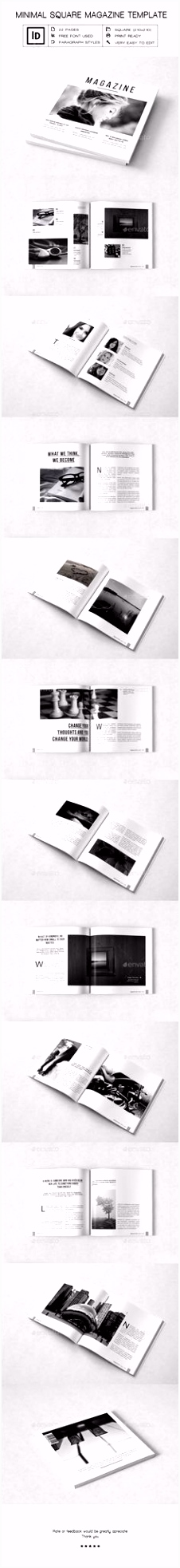 2569 Best Magazine Template images