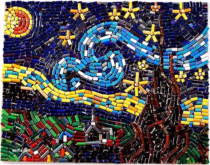 58 Wunderbar Ideen Der Mosaik Vorlagen