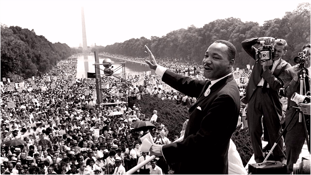 """What Made """"I Have A Dream"""" Such A Perfect Speech"""