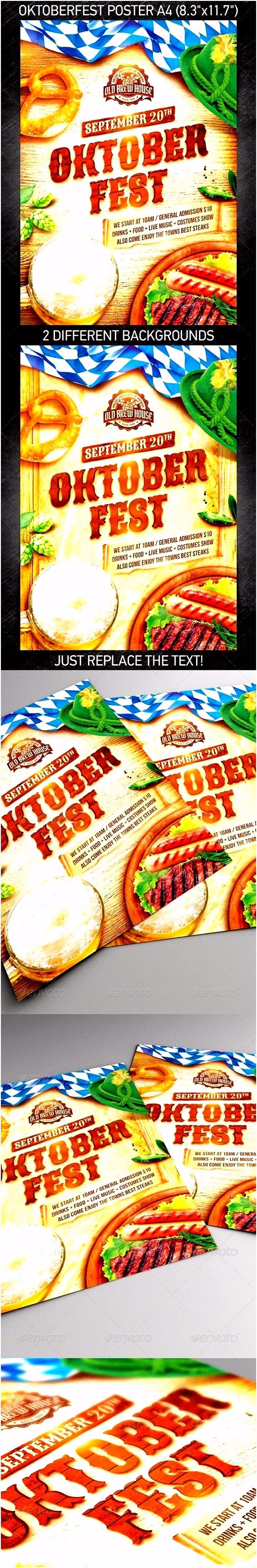 Oktoberfest Invitation Template – Oktoberfest Od Mall