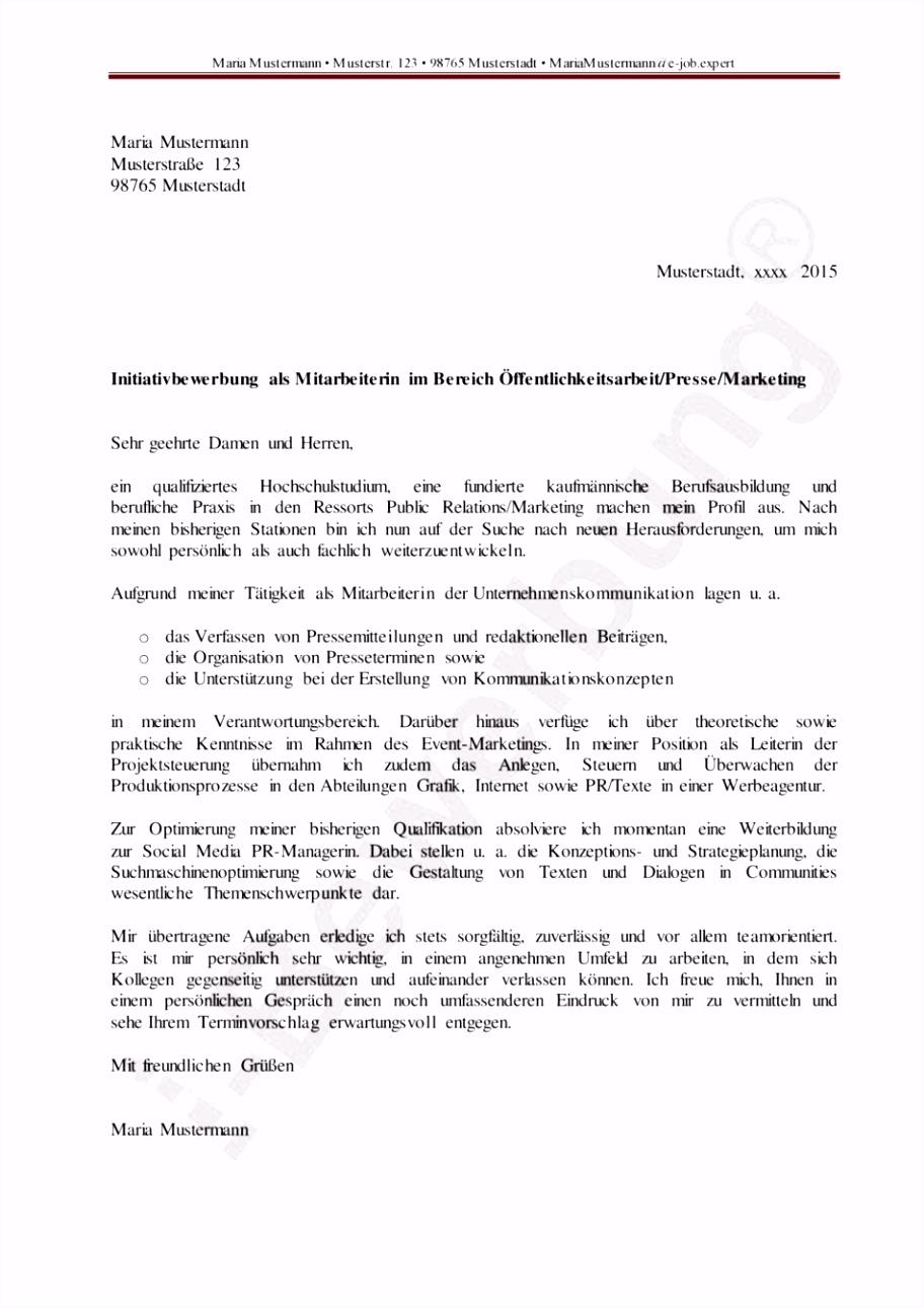 Personalakte Anlegen Vorlage Frisch Initiativbewerbung Anschreiben R1ui24vfh7 Rmyisua4ys