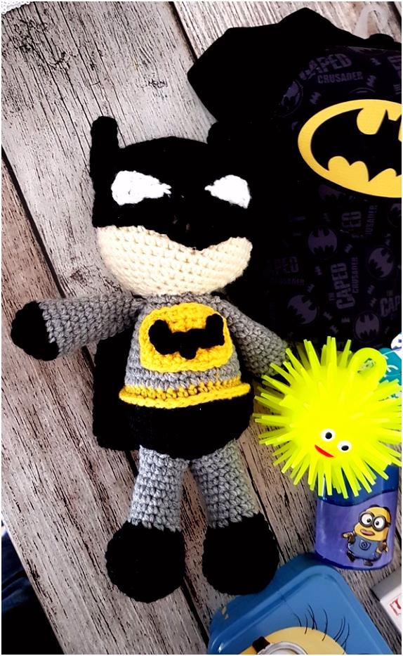 Batman Minion Schultüte für Finn inkl Bastelanleitung Chaoshoch4
