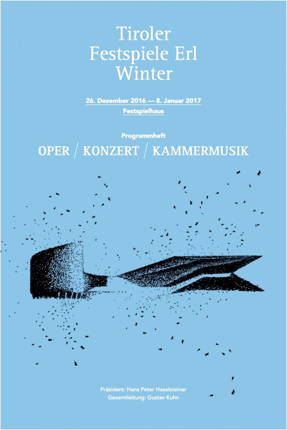 Vater Unser Leporello Vorlage Abendprogrammheft Winter 16 17 by Tiroler Festspiele Erl Betriebsges H0rs13uxa0 Nspihsuxg4