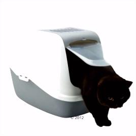 Katzenklo Katzentoilette