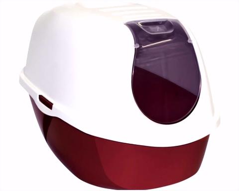 Katzentoilette Smart Rot bei HORNBACH kaufen