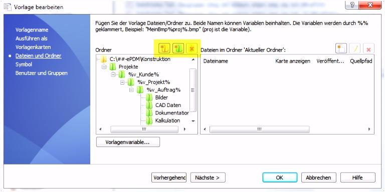 SolidWorks Enterprise PDM Tipp – Erstellen von Vorlagen