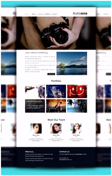 7 Best Website template images