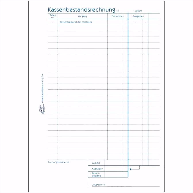 Kassenbuch Vorlage Zweckform Kostenlos 15 Kassenabrechnung Muster Y0bu82oos6 Cutv66tcus