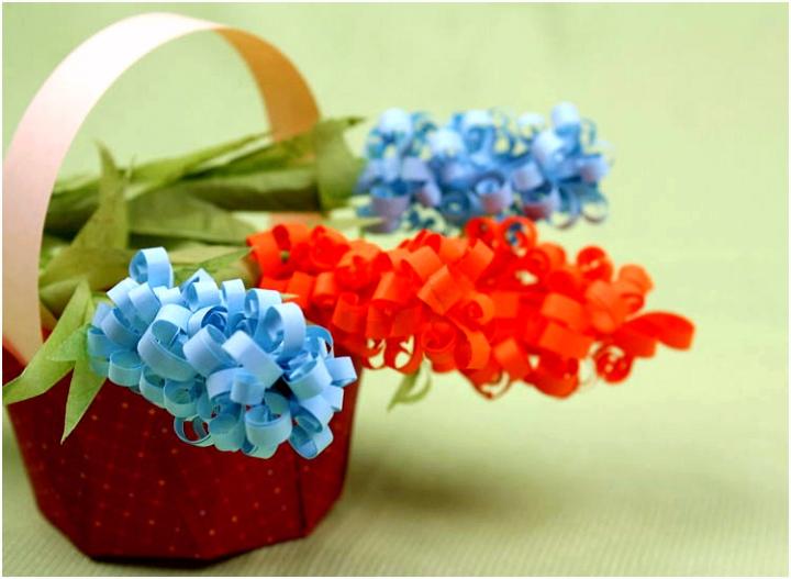 Blumen Basteln Aus Papier Vorlage Probe Blumen Zeichnen Anleitung