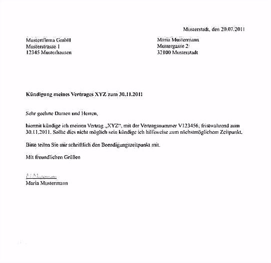 Kundigung Sportverein Vorlage Kostenlos
