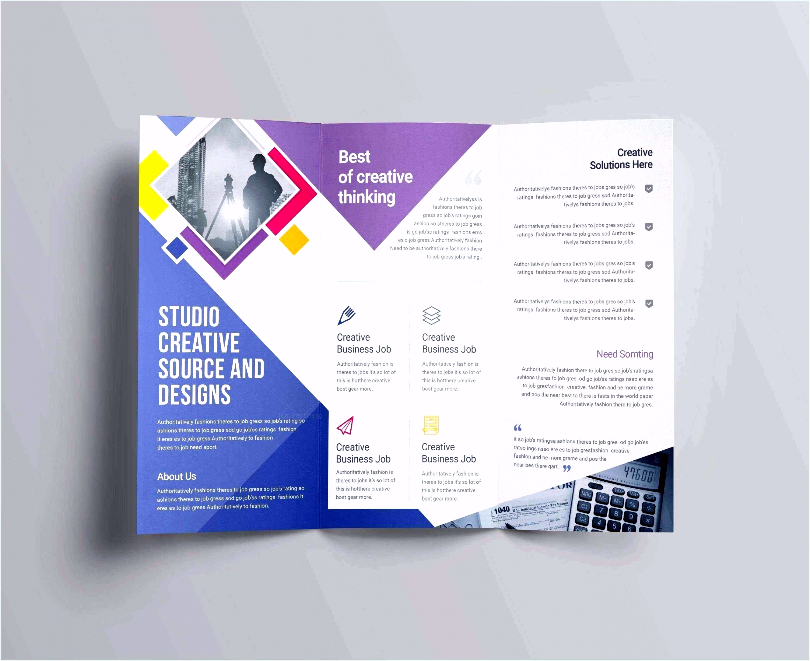 Free Download Free Brochure Template Downloads 300 300 Free