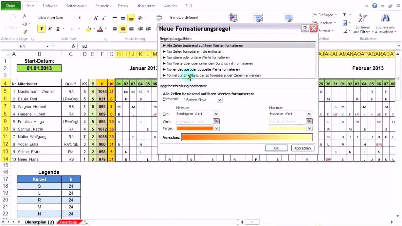 Schichtplan Vorlage Excel Kostbare Schichtplan Vorlage 3 Schichten