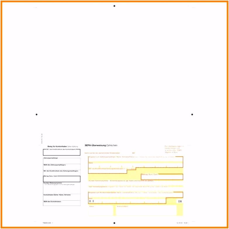 Sepa Uberweisung Fur Word Vorlage 8 Zahlschein Vorlage A3qd61ehh2 A6nhs2nrh0
