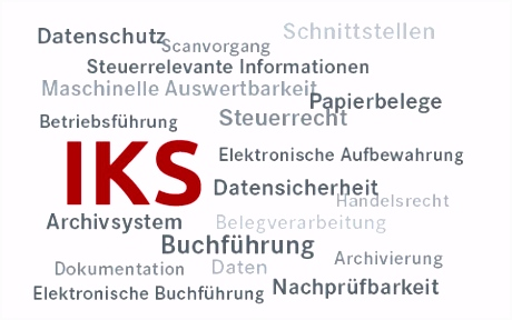 Verfahrensdokumentation und Internes Kontrollsystem IKS für