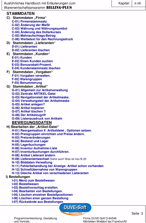 Kapital Ausführliches Handbuch mit Erläuterungen zum