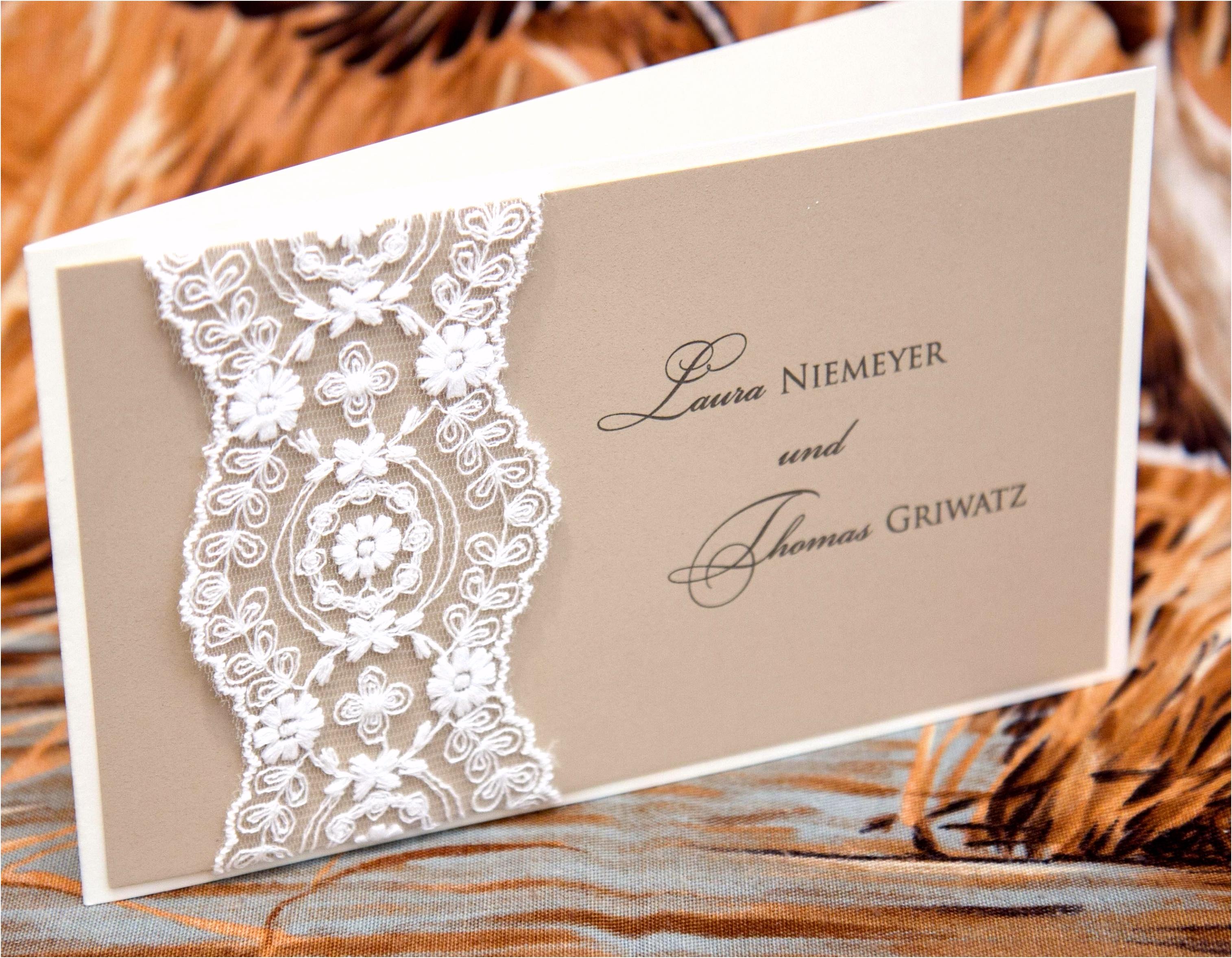Beautiful Hochzeit Einladung Basteln 4 Hochzeitskarten Selber