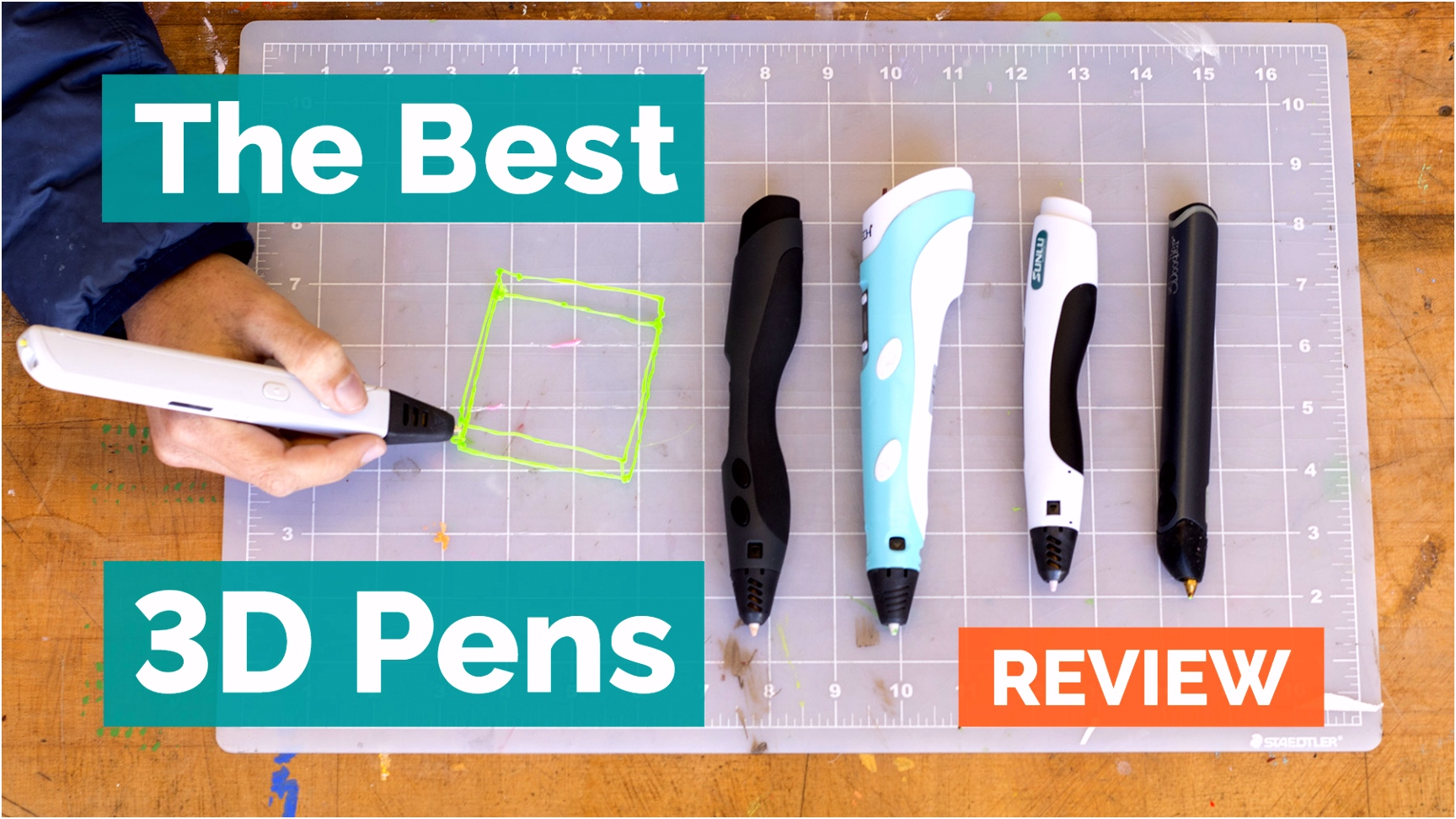 The Best 3D Pen of 2019 Your Best Digs