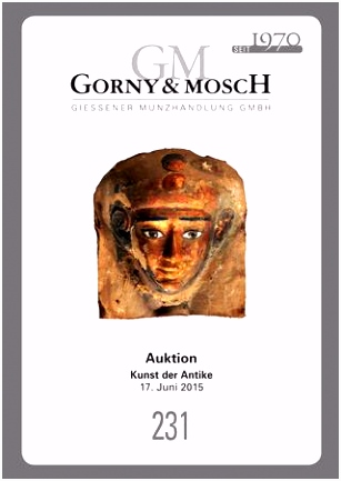 Gorny & Mosch Auktionskatalog 231 by Gorny & Mosch Giessener