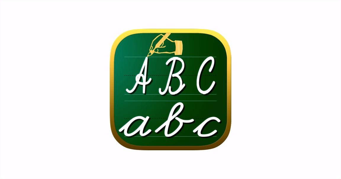 Handschrift Arbeitsblätter abc 123 Lernspiele für Kinder lernen