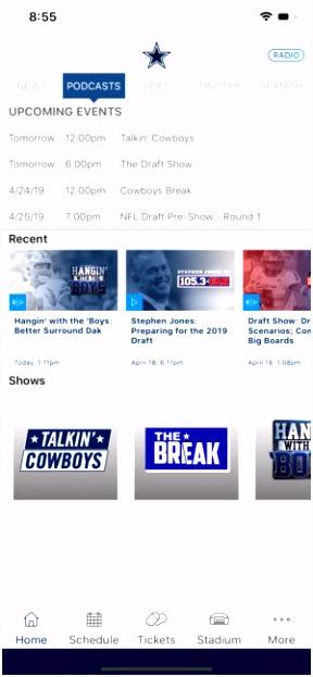 Alarm Und Ausruckeordnung Vorlage Dallas Cowboys On the App Store A9dv69vgd3 A2qdhuvbn5