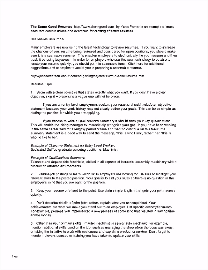 Resume for Graduate Student Free Cv Muster Resume Template line