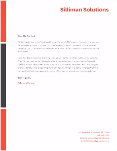 Customize 75 ficial Letterhead templates online Canva