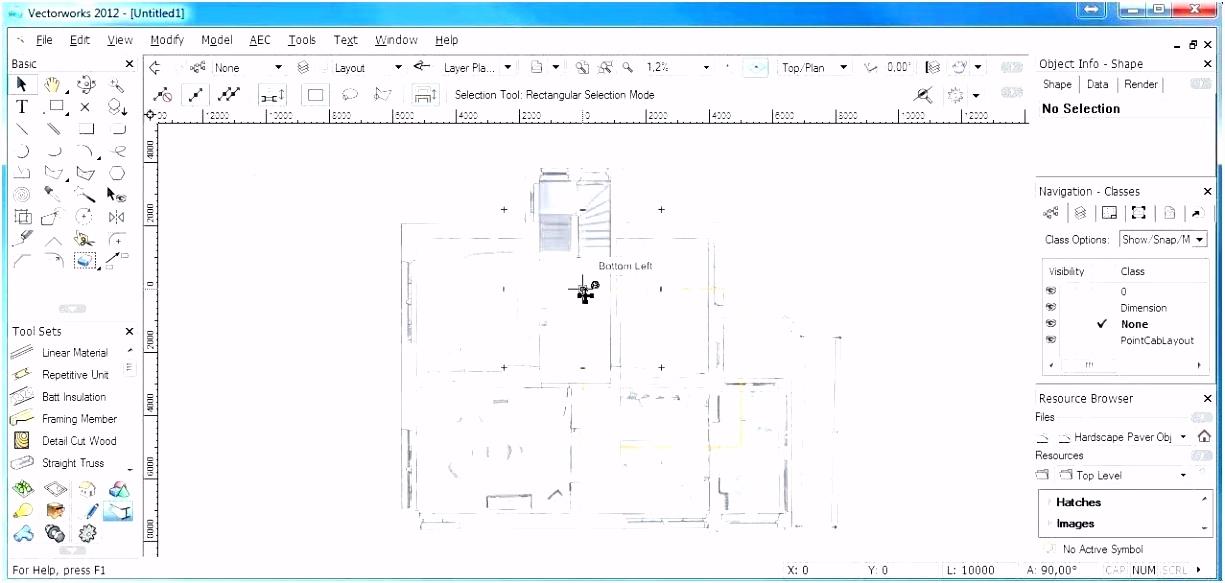 Grundrissprogramm Planung Architekt Cad Grundriss Zeichnen Mit Excel