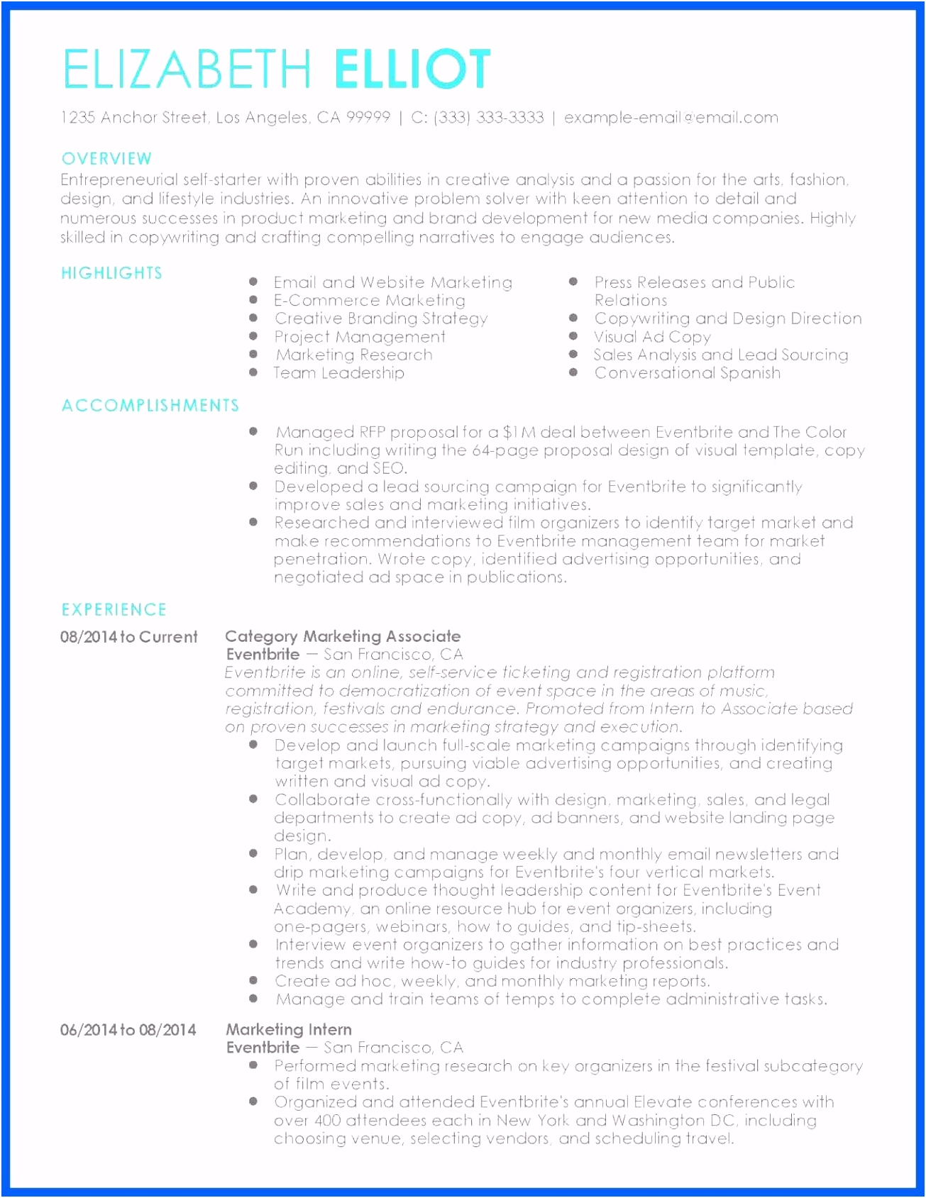 Free Color Resume Templates Examples Resume Draft Sample New Garden