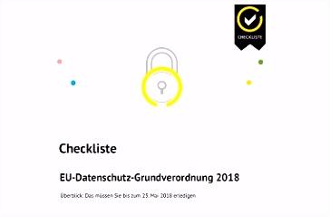 Download DSGVO Checkliste kostenlos