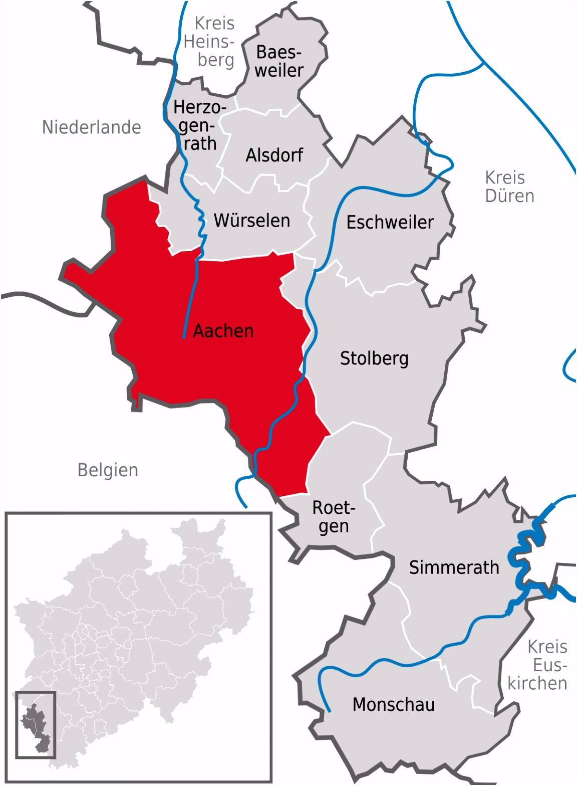 Aachen –