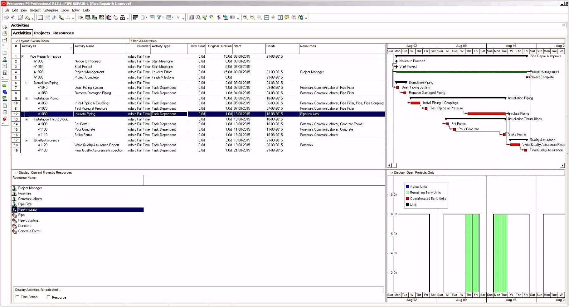 Wartungsplaner Excel Probe Wartungsplaner Excel Vorlage Beispiel