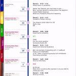 9 Dienstplan Monat Vorlage Kostenlos